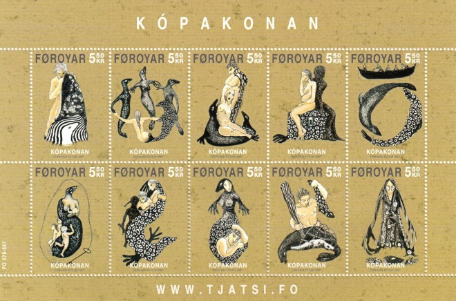 stamps-selkie