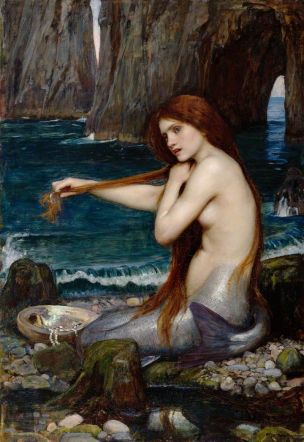 John_William_Waterhouse_A_Mermaid