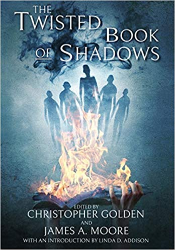 twisted book of shadows